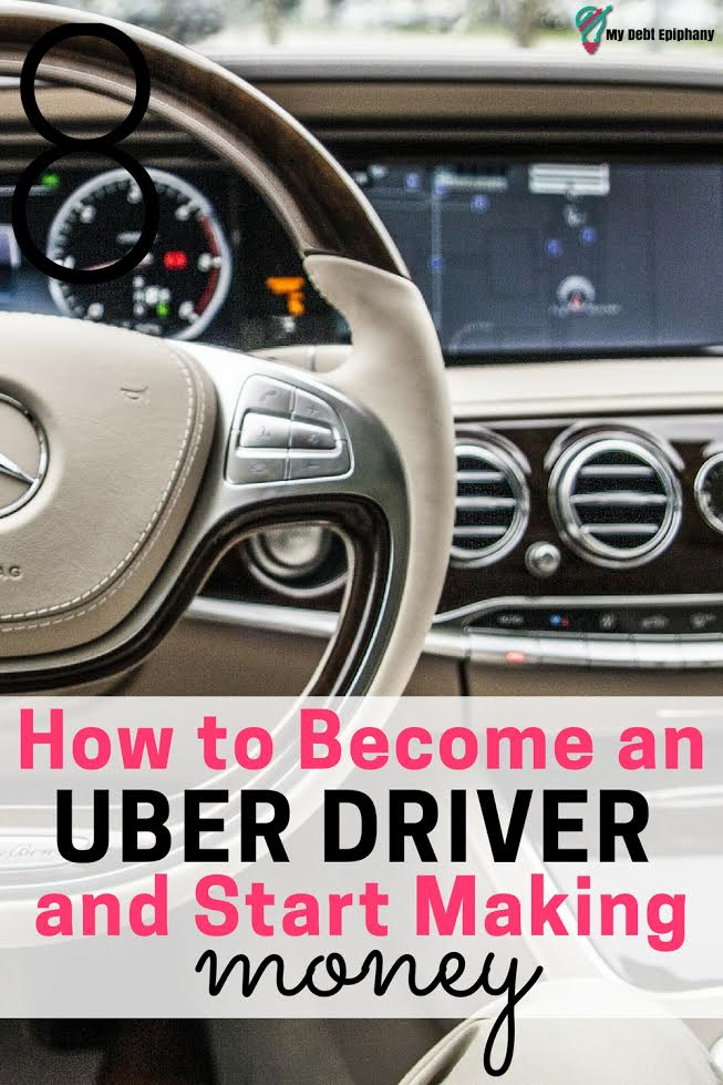 Become and uber driver