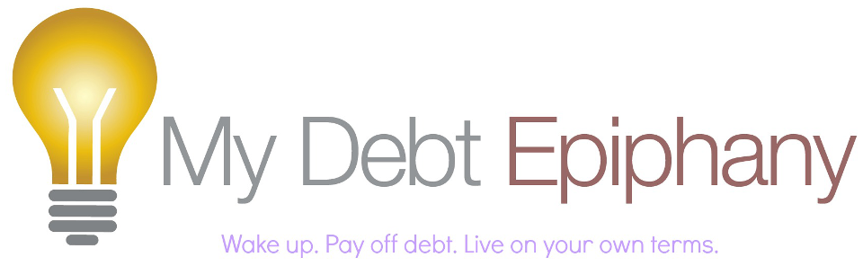 my debt epiphany logo
