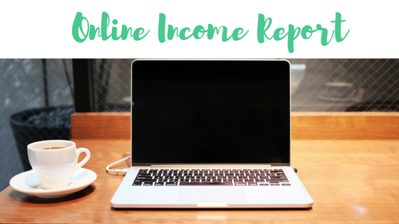 Online Income Report (1)
