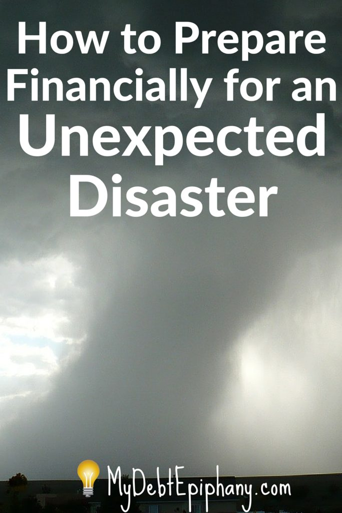 How to Prepare Financially For a Disaster