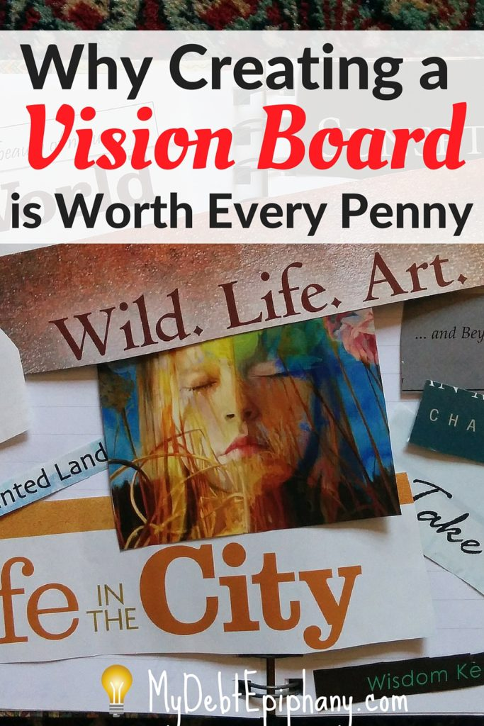 Why Creating a Vision Board is Worth Every Penny