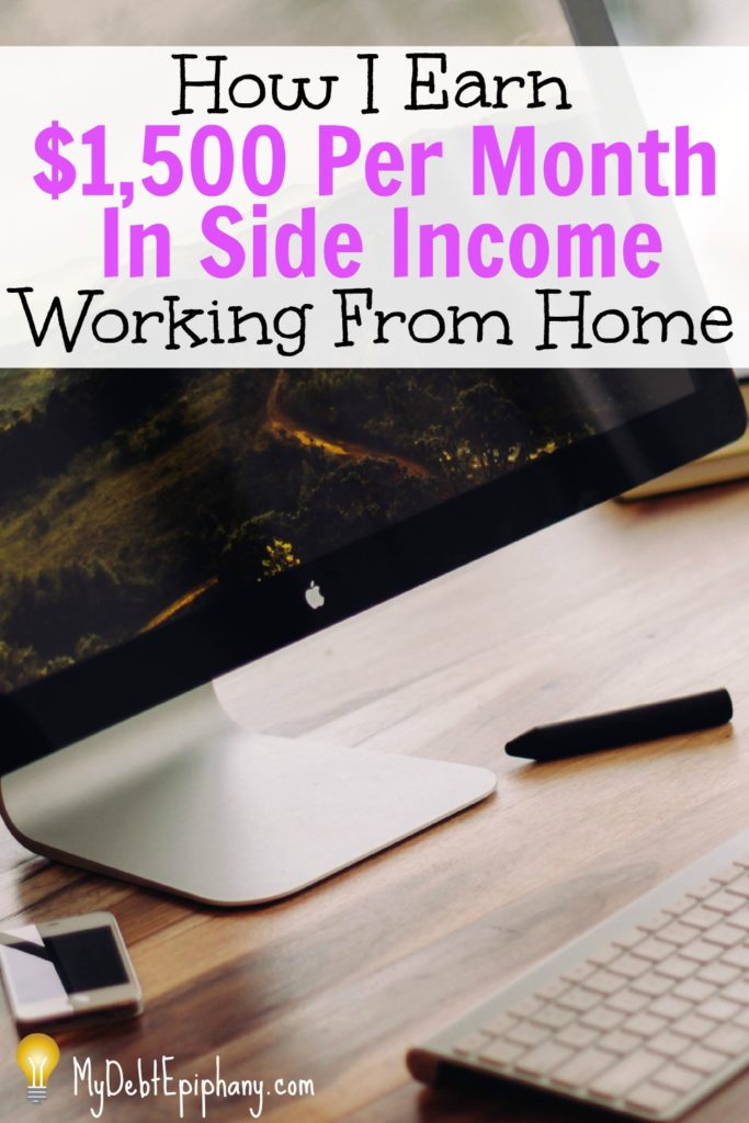 How I Earn Money Working From Home