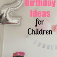 Frugal Birthday Party Ideas for Kids