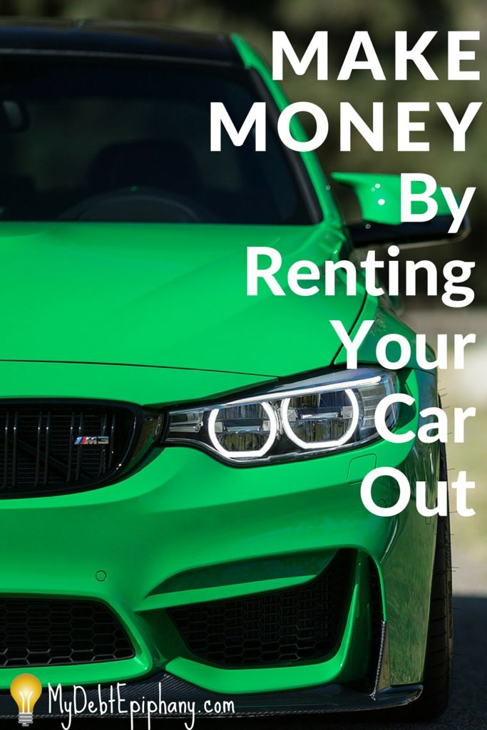 Make Money Renting Your Car Out