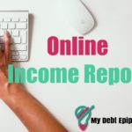 April Online Income Report