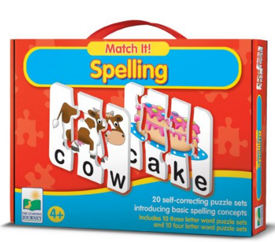 match-it-spelling-game