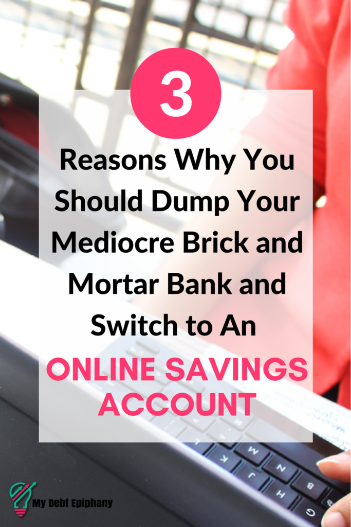 3 Reasons Why You Should Dump Your Brick and Mortar