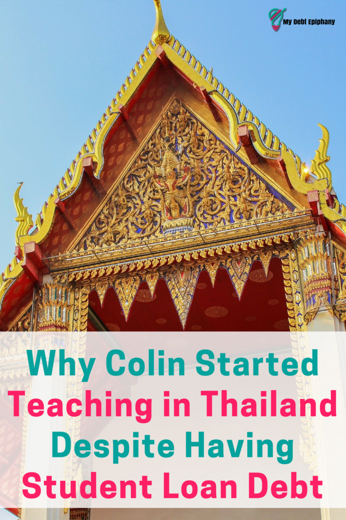 Why Colin Started Teaching