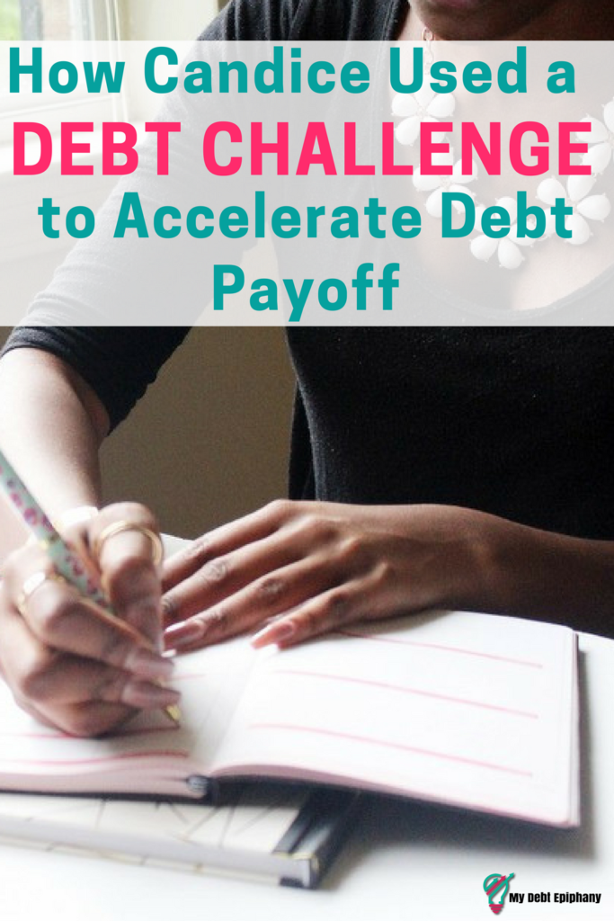 How Candice Used a Debt Challenge to Accelerate Debt Payoff