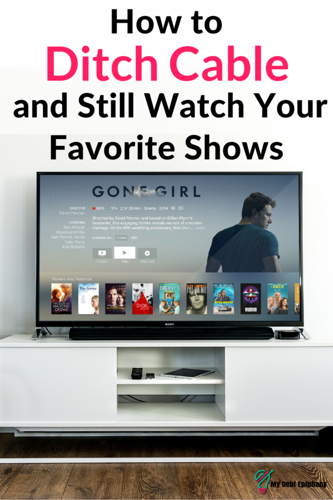 How to Ditch Cable and Still Watch Your Favorite Shows