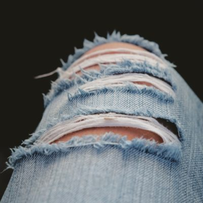 Why Your Opinion on The Holes In My Clothes Doesn't Matter