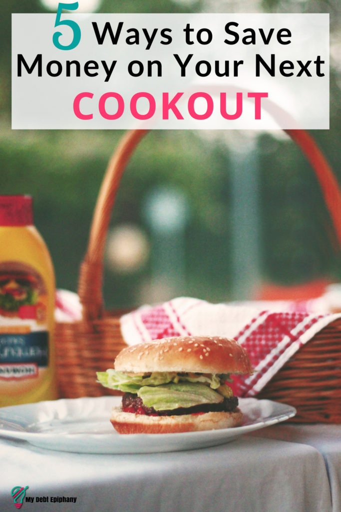 5 Ways to Save Money on your Next Cookout