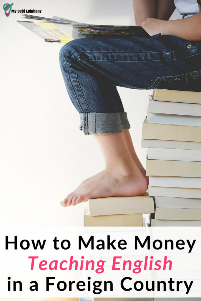 How to Make Money Teaching English in a Foreign Country
