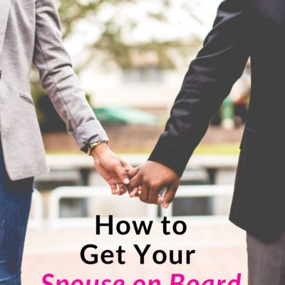 How to Get Your Spouse On Board With Budgeting compressor