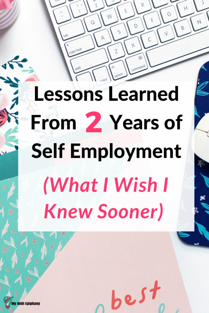 5 Lessons Learned After 2 Years of Self-Employment