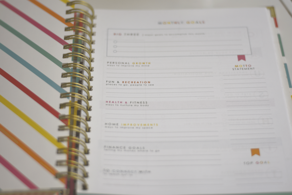 Living Well Planner Review my debt epiphany