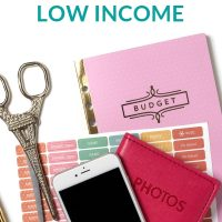 Budgeting With a Low Income, Yes It's Possible my debt epiphany