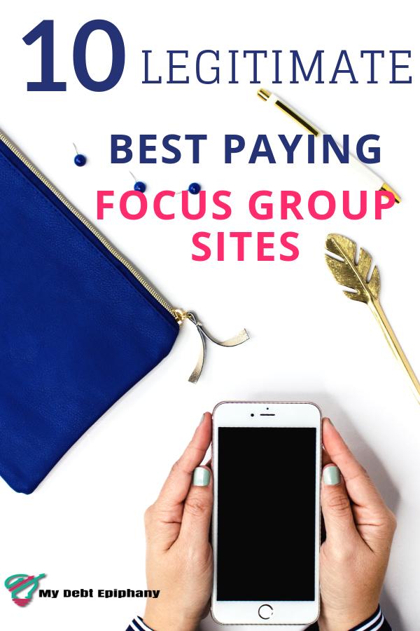 10 Legitimate Best Paying Focus Group Websites