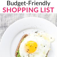 Best Clean Eating Grocery List for Newbies