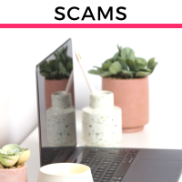 Top Work from Home Scams