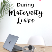 How to Make Money During Maternity Leave my debt epiphany