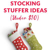 100+ Cheap Stocking Stuffer Ideas my debt epiphany