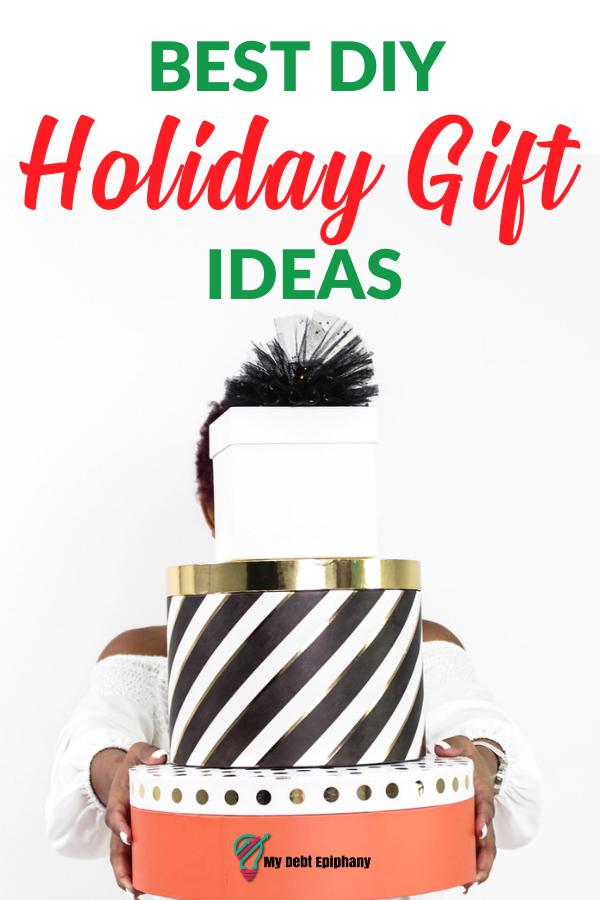 homemade Christmas gift ideas my debt epiphany